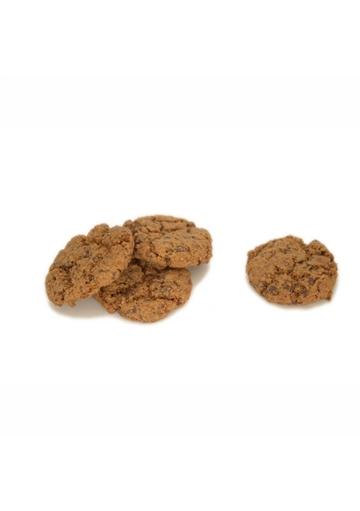 Vegan spelt cookies with chocolate (55% cocoa min.)