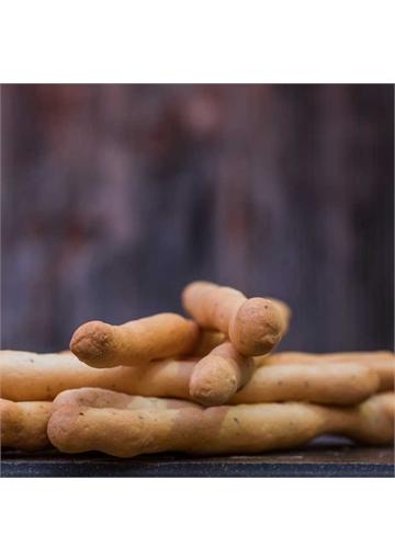 Black truffles breadsticks