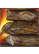 Durum wheat flour bread