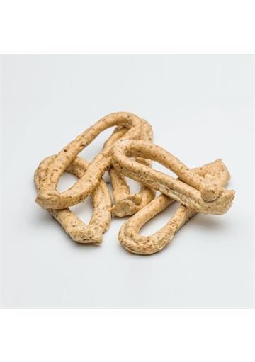 Spelt tarallucci savoury biscuits